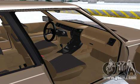 Renault 11 Turbo Phase I 1984 for GTA San Andreas engine