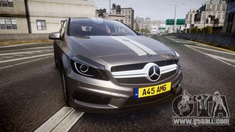 Mersedes-Benz A45 AMG PJs1 for GTA 4