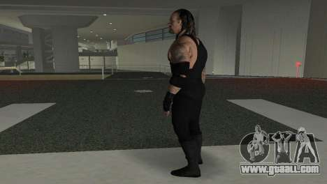 The Undertaker for GTA Vice City