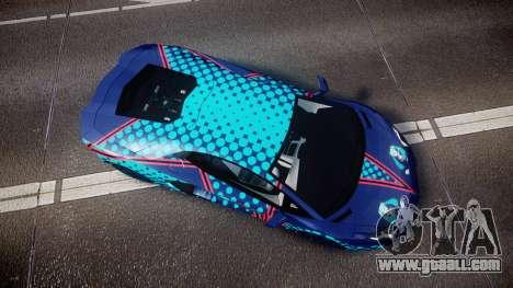Lamborghini Aventador 2012 [EPM] Miku 3 for GTA 4 right view