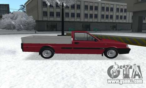 Daewoo FSO Polonez Truck Plus ST 1.9 D 2000 for GTA San Andreas