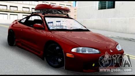 Mitsubishi Eclipce for GTA San Andreas