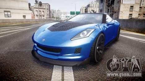 GTA V Invetero Coquette for GTA 4