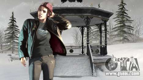 Winter boot screens for GTA 4 ninth screenshot