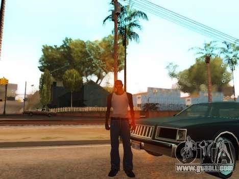 ENB by Robert for GTA San Andreas second screenshot