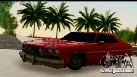 Chevy Caprice 1975 for GTA San Andreas