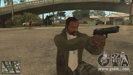 M9 Killing Floor for GTA San Andreas