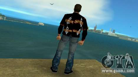 Slipknot 666 Shirt for GTA Vice City third screenshot