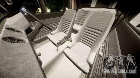 Ford Escort RS1600 PJ14 for GTA 4