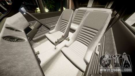 Ford Escort RS1600 PJ17 for GTA 4