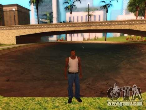 ENB by Robert for GTA San Andreas fifth screenshot
