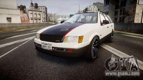Vulcar Ingot Custom for GTA 4