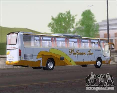 Busscar Vissta Buss LO Pullman Sur for GTA San Andreas right view