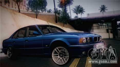 BMW M5 E34 Stance for GTA San Andreas