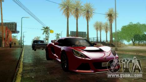 ENB Kenword Try for GTA San Andreas