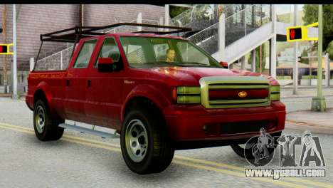 GTA 5 Vapid Sadler IVF for GTA San Andreas