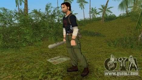 Kurtis Trent for GTA Vice City third screenshot