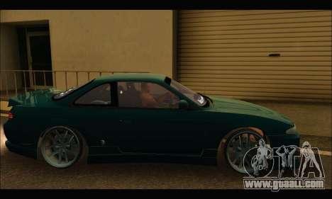 Nissan S14 Zenki Stance International for GTA San Andreas
