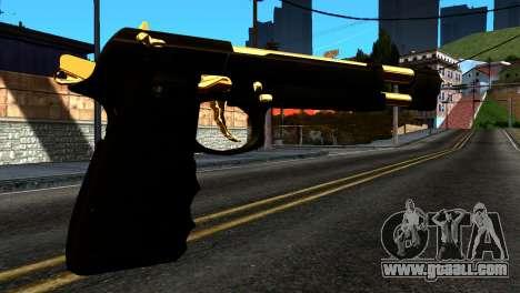 New Desert Eagle for GTA San Andreas second screenshot