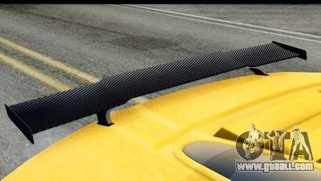 GTA 5 Obey 9F Cabrio IVF for GTA San Andreas right view
