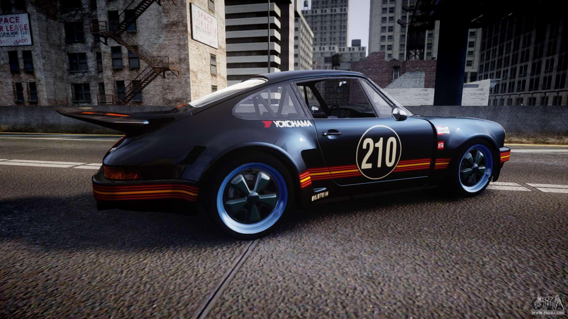 1974 Porsche 911 >> Porsche 911 Carrera RSR 3.0 1974 PJ210 for GTA 4