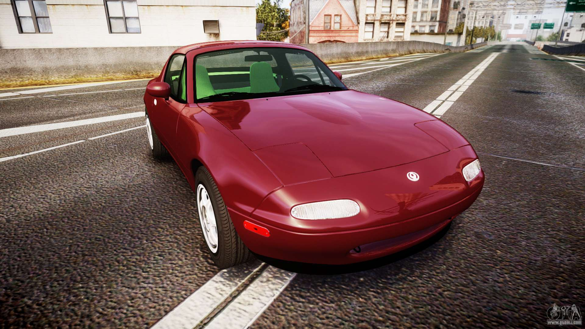 mazda mx 5 miata na 1994 epm for gta 4. Black Bedroom Furniture Sets. Home Design Ideas