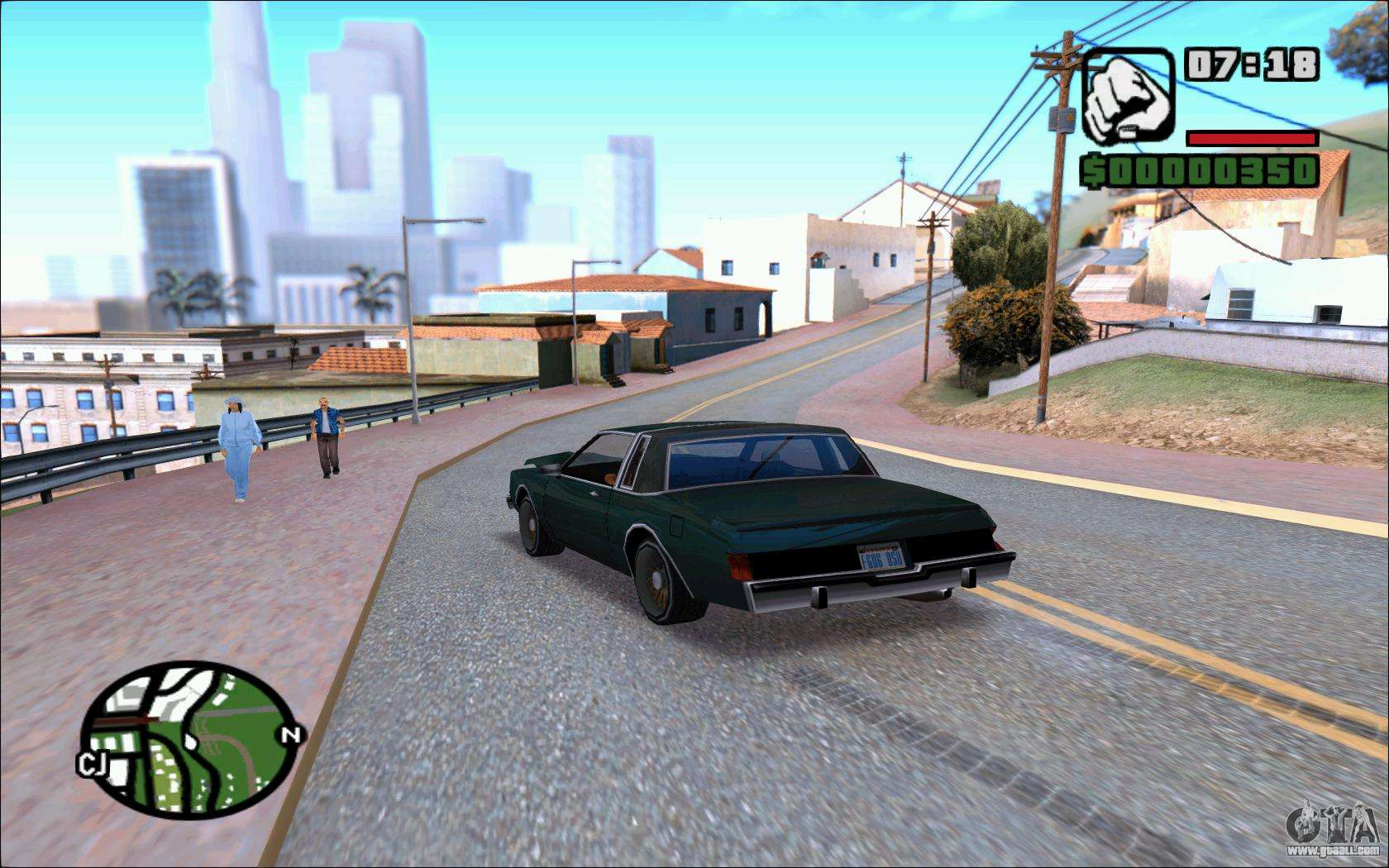 ENB realistic final 1 4 для GTA 4 - GTAViceCity RU
