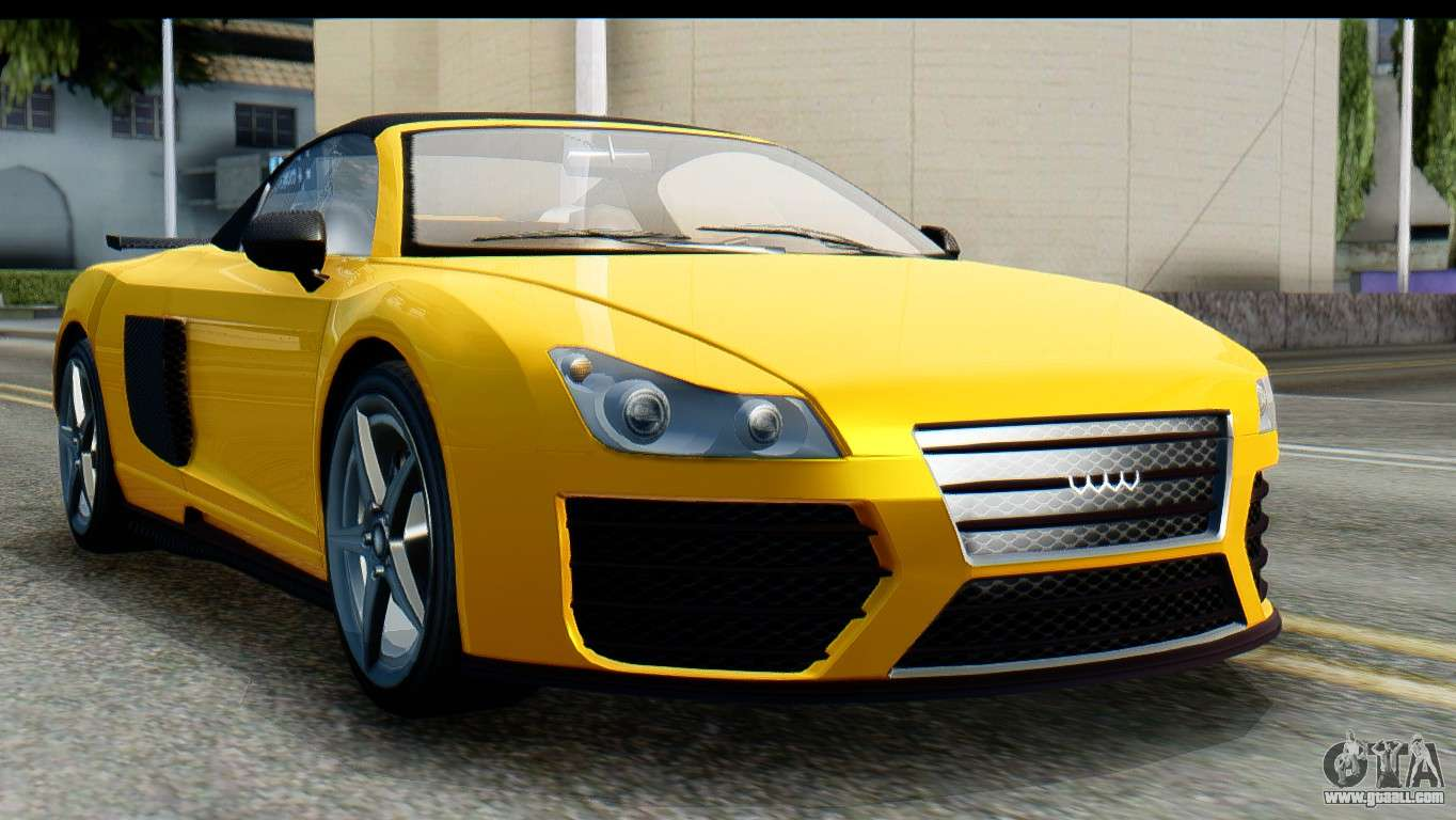 GTA 5 Obey 9F Cabrio IVF for GTA San Andreas
