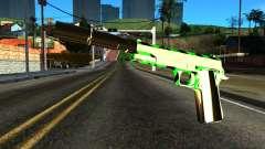 New Silenced Pistol for GTA San Andreas