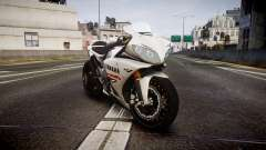 Yamaha YZF-R1 Custom PJ1 for GTA 4