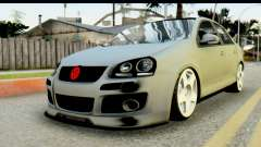 Volkswagen Bora GLI 2010 Tuned for GTA San Andreas