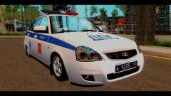 VAZ 2172 Police