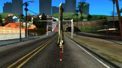 New Katana for GTA San Andreas