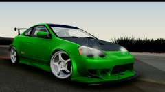 Honda Integra Type R Time Attack IVF for GTA San Andreas