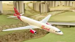 Airbus A320 Batik Air for GTA San Andreas
