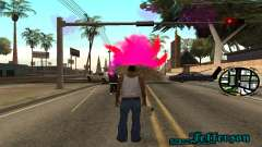 New Pink Effects