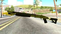 Shotgun from GTA 5 for GTA San Andreas