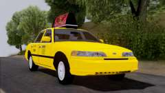 Ford Crown Victoria NY Taxi