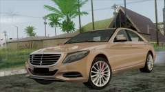 Mercedes-Benz S350 W222 2014 for GTA San Andreas