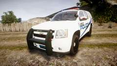 Chevrolet Tahoe 2010 LCPD [ELS] for GTA 4