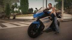 Kawasaki Ninja ZX25R for GTA San Andreas
