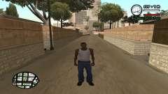 C HUD King Ghetto Life for GTA San Andreas
