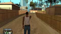 C-HUD Compact for GTA San Andreas