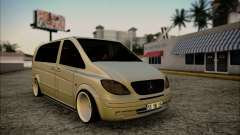 Mercedes-Benz Vito for GTA San Andreas