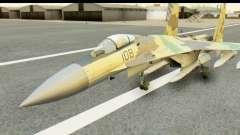 SU-35 Flanker-E ACAH for GTA San Andreas