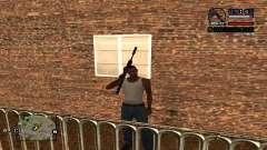 C-HUD Politra for GTA San Andreas