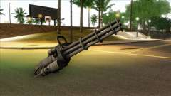 Minigun from GTA 5