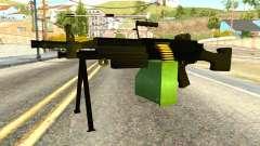 M249 Machine Gun for GTA San Andreas