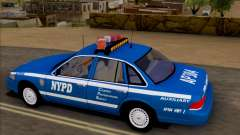 Ford Crown Victoria NYPD  Mazarine