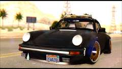 Porsche 911 1980 Winter Release for GTA San Andreas